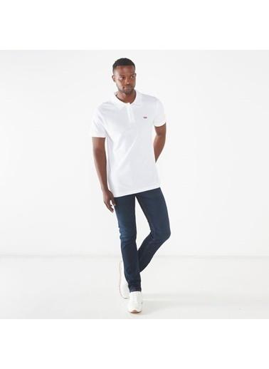 Levi's® Erkek Polo Tişört Housemark Good Polo 24574-0035 Beyaz